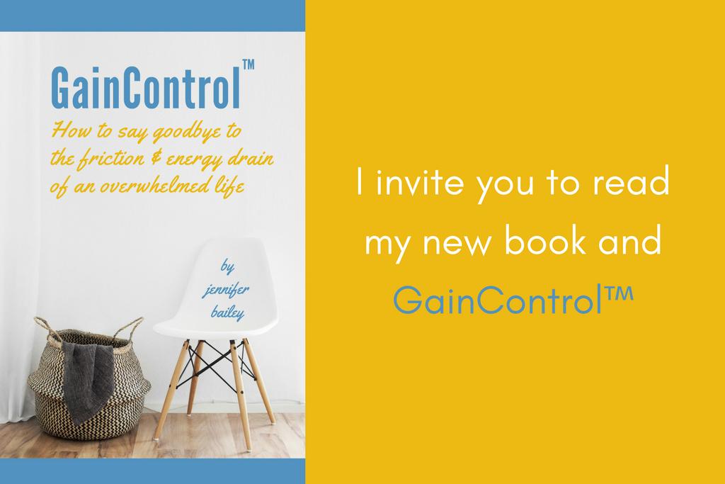 Gunk of Low-Energy Living: GainControl™